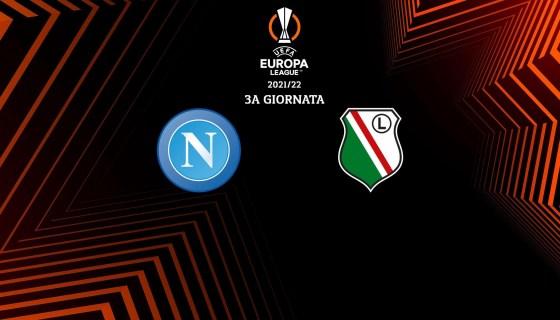 Napoli - Legia Varsavia