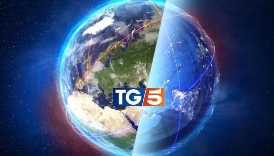 Tg5 - Anticipazione