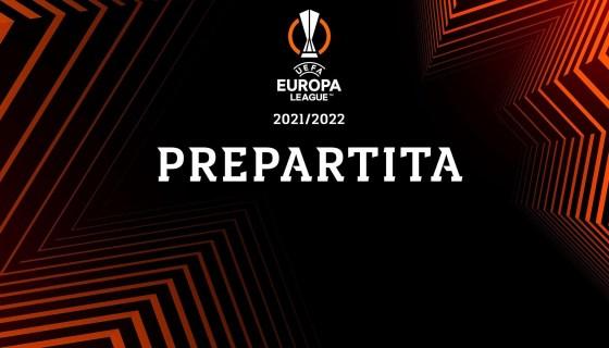 UEFA Europa League Prepartita (diretta)